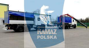 nieuw KAMAZ 6x6 SERWISOWO-WARSZTATOWY militaire voertuigen