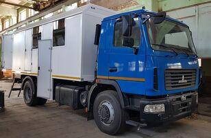 nieuw MAZ 5340 militaire voertuigen