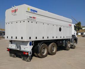 nieuw TEKFALT basFALT Binding Agent Spreader militaire voertuigen
