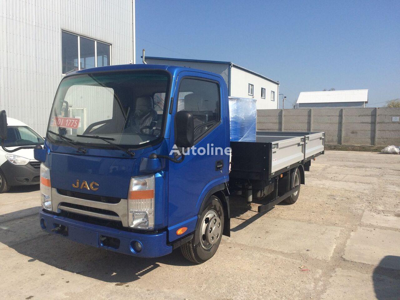 nieuw JAC N56 open laadbak truck