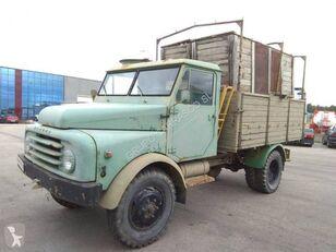 HANOMAG open laadbak vrachtwagen