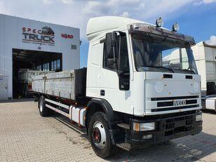 IVECO EuroCargo 150E23, full Steel, Manual  open laadbak vrachtwagen