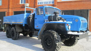 nieuw URAL 4320 open laadbak vrachtwagen