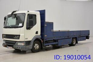 DAF LF45.160 open laadbak vrachtwagen