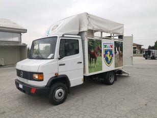 MERCEDES-BENZ 609 TRASPORTO CAVALLI paardenvrachtwagen