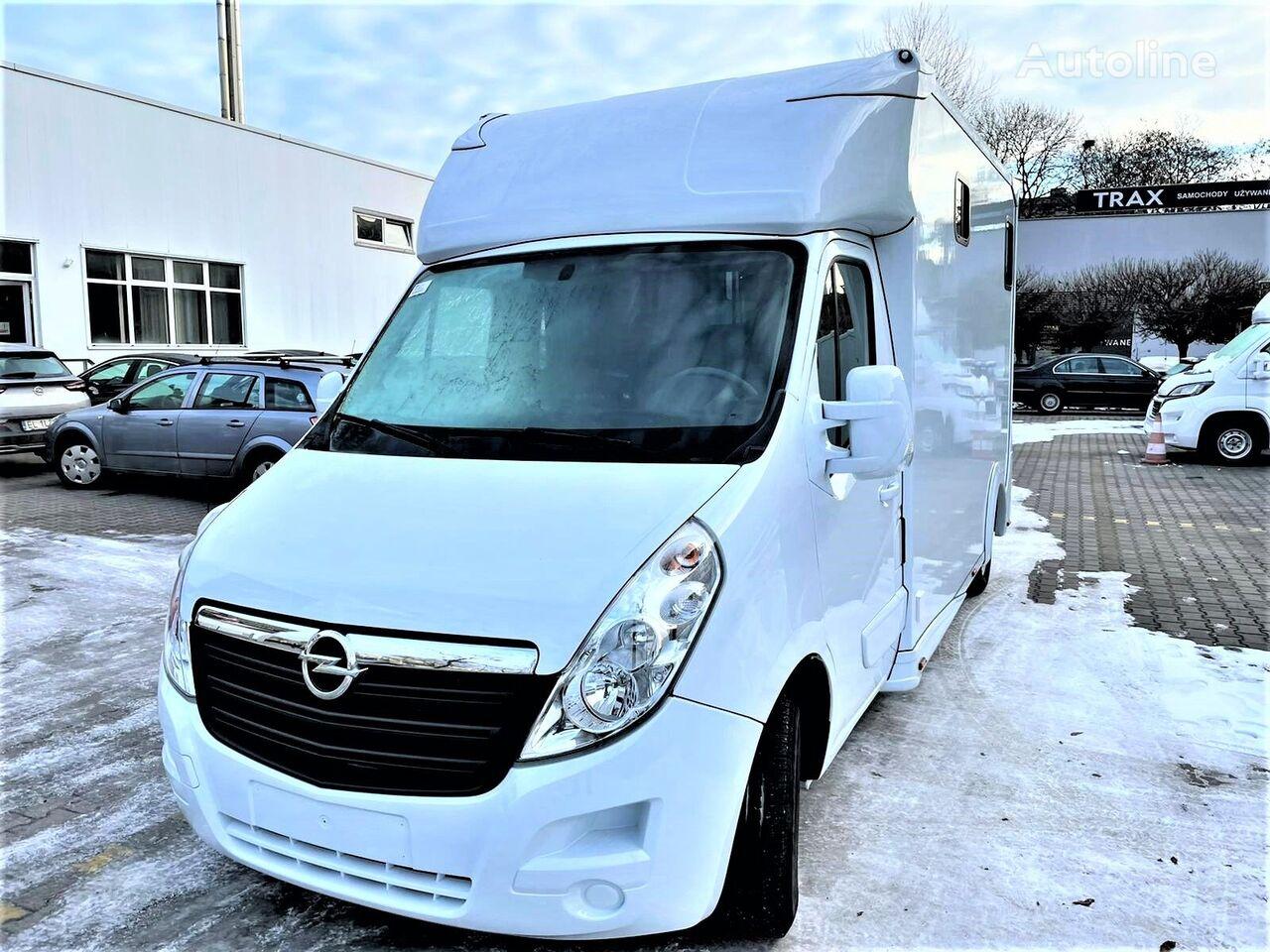 nieuw OPEL Movano paardenvrachtwagen