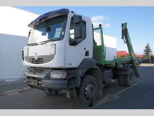 RENAULT ramenový nosič kontejnerů EURO 4 portaalarmsysteem truck