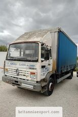 RENAULT Midliner M140.13 left hand drive 6 cylinder 13 ton full springs schuifzeilen vrachtwagen