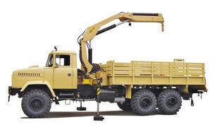 KRAZ 6322-056 takelwagen