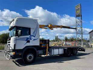 SCANIA R 144-530 GB-6X2 takelwagen