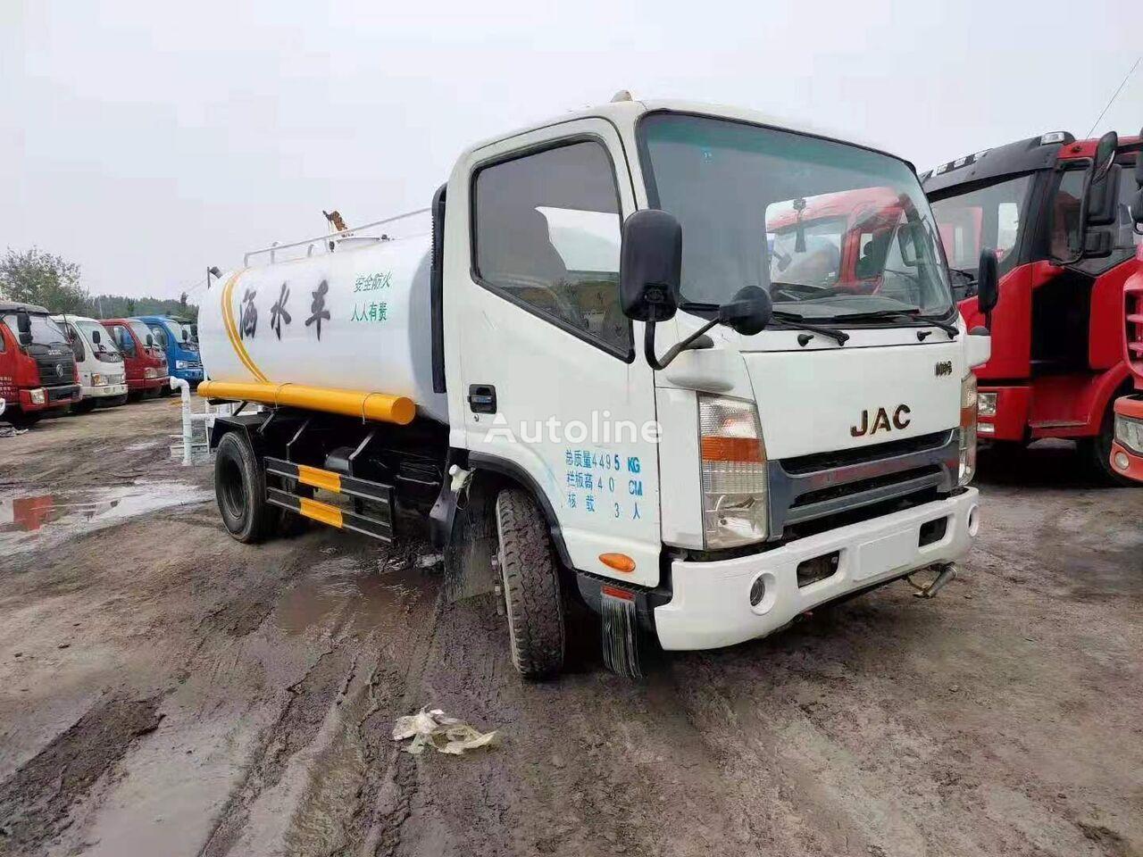 JAC ISUZU tank truck