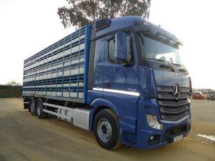 MERCEDES-BENZ ACTROS 2545 veewagen vrachtwagen