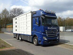 MERCEDES-BENZ Actros 2551 6x2  veewagen vrachtwagen