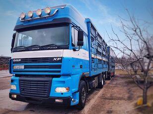 PEZZAIOLI veewagen vrachtwagen + vee aanhanger