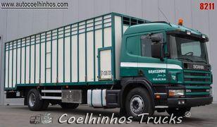 SCANIA 124G 420 veewagen vrachtwagen