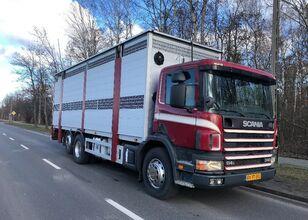 SCANIA 340 veewagen vrachtwagen