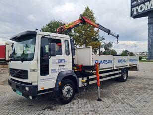 VOLVO FL220.12 / PK 7000A / NL brief verkoopwagen