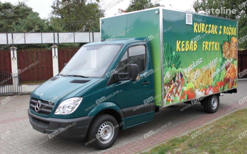 nieuw BMgrupa Food Truck, Imbissmobile, zabudowa na pojeździe, przeróbki pojaz verkoopwagen
